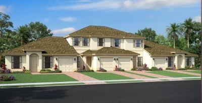 Vero Beach Single Family Home For Sale: 10036 Villa Circle