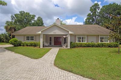 Vero Beach Single Family Home For Sale: 7245 18th Street