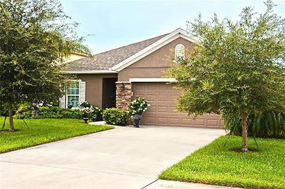 Vero Beach Single Family Home For Sale: 8188 Westfield Circle