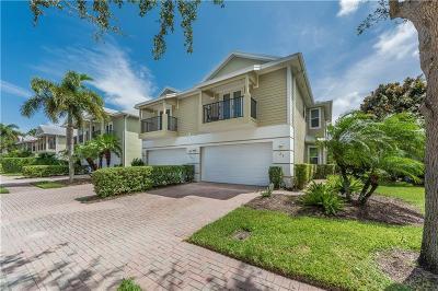 Vero Beach Single Family Home For Sale: 1865 Bridgepointe Circle #28