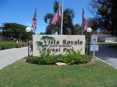 Vero Beach Condo/Townhouse For Sale: 15 Vista Palm Lane #202