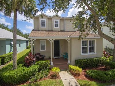 Vero Beach Single Family Home For Sale: 1594 79th Avenue