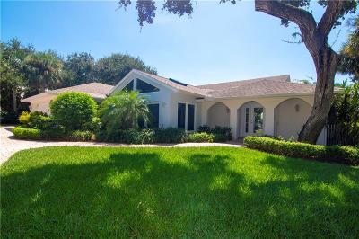 Vero Beach Single Family Home For Sale: 2075 Spring Place