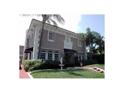 Miami Beach Single Family Home Active-Available: 5534 Pine Tree Dr