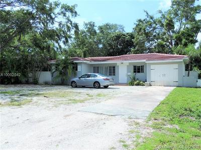 South Miami Single Family Home For Sale