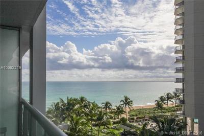 Miami Beach Condo For Sale: 6799 Collins Ave #509