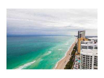 Miami-Dade County Condo Active-Available: 16699 Collins Ave #4001
