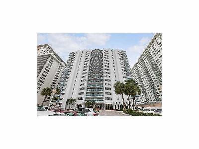 Fort Lauderdale Condo For Sale: 3430 Galt Ocean Dr #1202