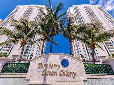 Turnberry, Turnberry Ocean, Turnberry Ocean Colony Condo Active-Available: 16051 Collins Ave #3403