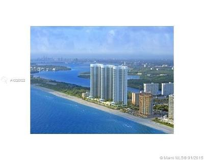 Trump Tower 3, Trump Tower Iii, Trump Tower Iii Condo Rental For Rent: 15811 Collins Ave #805