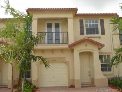 Kendall Rental For Rent: 12876 SW 133 Terrace #12876