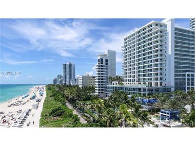Miami Beach Condo Active-Available: 4391 Collins Av #1619