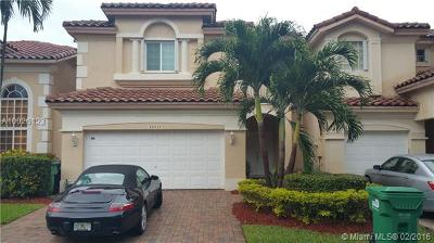 Doral Single Family Home For Sale: 10919 NW 67th Ter