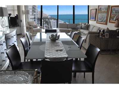Hollywood Condo For Sale: 2301 S Ocean Dr #1504