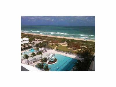 Surfside Condo For Sale: 9273 Collins Ave #909