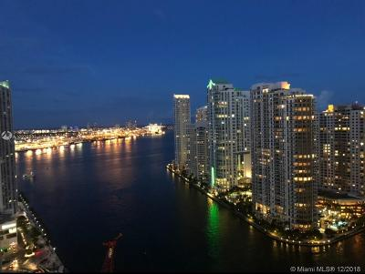 Condo For Sale: 200 Biscayne Boulevard Way #3105