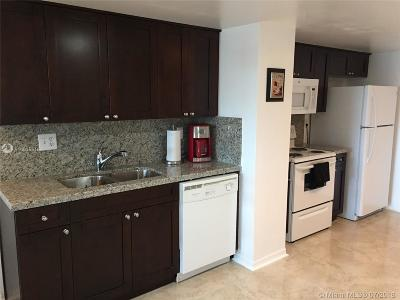 Miami Beach Rental For Rent: 6345 Collins Ave #TH1