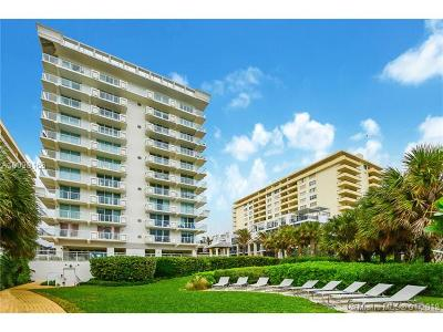 Surfside Condo For Sale: 9499 Collins Ave #705