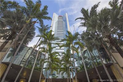 Commercial For Sale: 1001 Brickell Bay Dr #2700