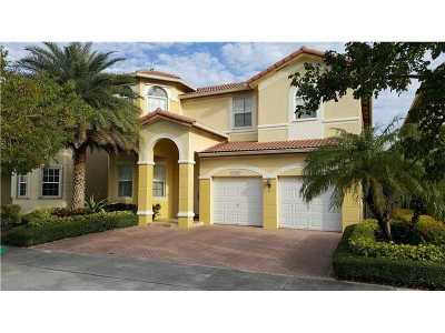 Doral Single Family Home Active-Available: 11361 Northwest 82nd Ter
