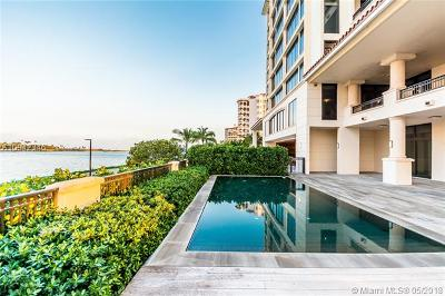Fisher Island Condo For Sale: 7011 Fisher Island Drive #7011