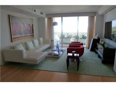 Coconut Grove Condo For Sale: 3400 SW 27th Ave #1405