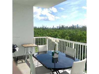 North Miami Condo Active-Available: 14951 Royal Oaks Ln #408