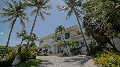 Key Biscayne Single Family Home Active-Available: 640 North Mashta Dr