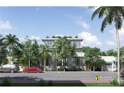Miami Beach Single Family Home Active-Available