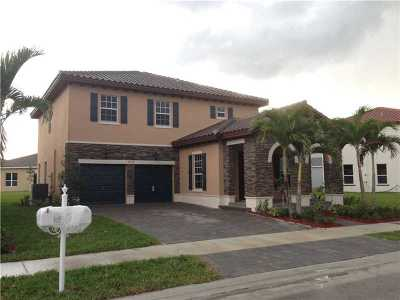 Single Family Home Active-Available: 9216 Southwest 170th Psge