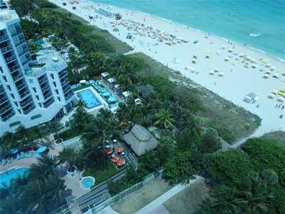 Mosaic, Mosaic On Beach, Mosaic On Miami Beach, Mosaic On Miami Beach Con Rental For Rent: 3801 Collins Ave #1706