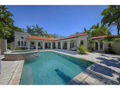 Miami Beach Single Family Home For Sale: 2820 Lake Av
