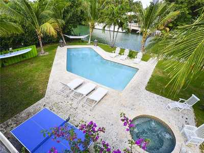 Miami Beach Single Family Home For Sale: 1433 W 22nd St