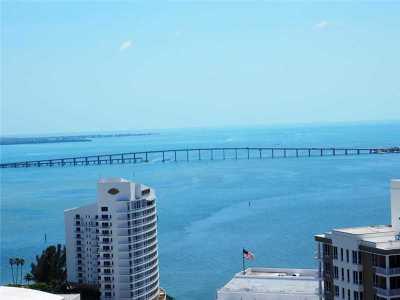 Miami Condo For Sale: 900 Brickell Key Blvd #2605