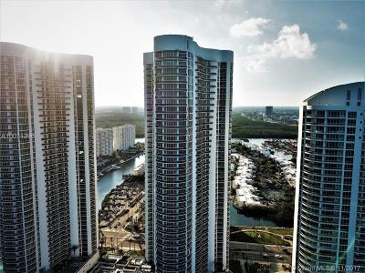 Sunny Isles Beach Condo For Sale: 16001 Collins Ave #3601