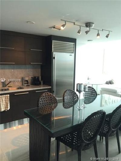 900 Biscayne, 900 Biscayne Bay, 900 Biscayne Bay Condo Rental For Rent: 900 Biscayne Blvd #TH702