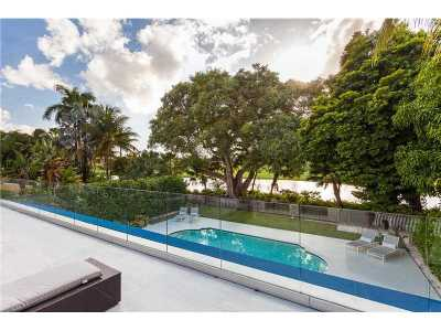 Miami Beach Single Family Home Active-Available: 6040 La Gorce Dr