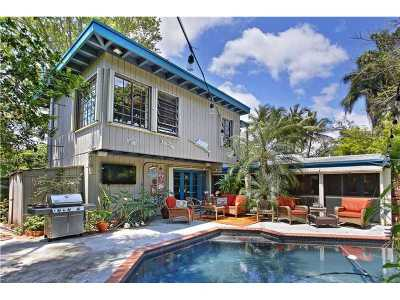 South Miami Single Family Home Active-Available: 7731 Southwest 60 Ave