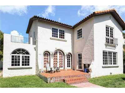 Miami Beach Single Family Home For Sale: 2112 Alton Rd