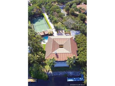 Coral Gables Single Family Home Active-Available: 11065 Marin St