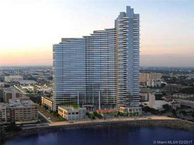 Paramount, Paramount Bay, Paramount Bay Condo, Paramount Bay Condominium, Paramount On The Bay Rental For Rent: 2020 N Bayshore Dr #1403