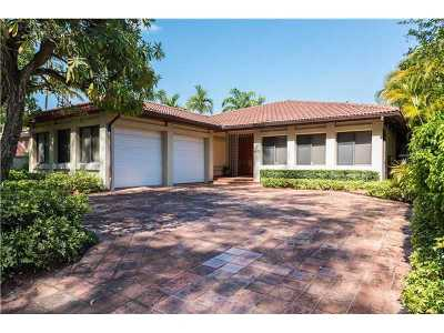 Miami Beach Single Family Home Active-Available: 4470 Pinetree Dr