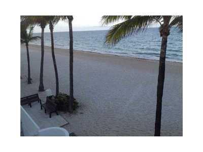 Pompano Beach Condo For Sale: 1360 S Ocean Blvd #906