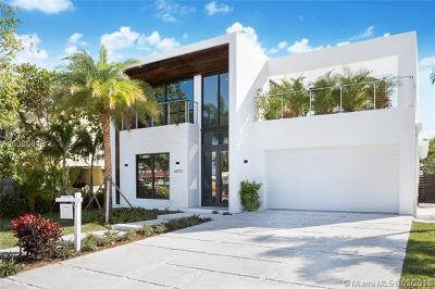Miami Beach Single Family Home Active-Available: 4573 Prairie Ave