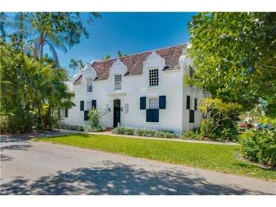 Coral Gables Riveria Sec, Coral Gables Riviera Sec Single Family Home Active-Available: 6705 San Vicente Street