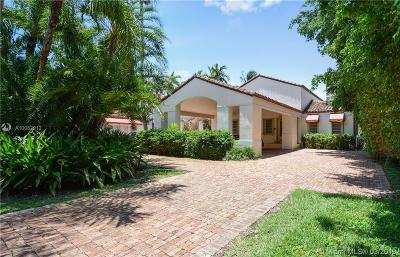 Bal Harbour Single Family Home For Sale: 44 Bal Bay Dr