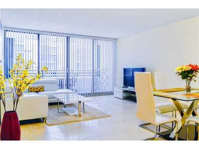 Hollywood Condo For Sale: 3505 S Ocean Dr #908