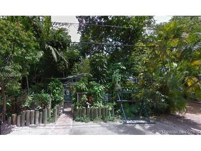 Coconut Grove Single Family Home For Sale: 3651 Loquat Avenue