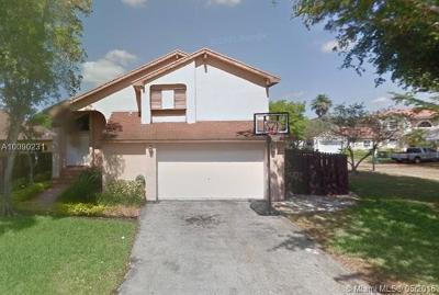 Single Family Home Backup Contract-Call LA: 4230 SW 147th Ct