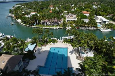 Miami Beach Condo For Sale: 1900 Sunset Harbour Dr #1201